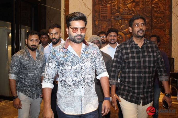 Actor Simbu Birthday Celebrations Stills