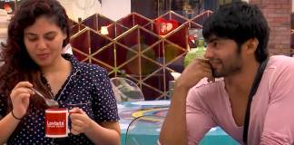 Bigg Boss Tharshan Meets Sherin