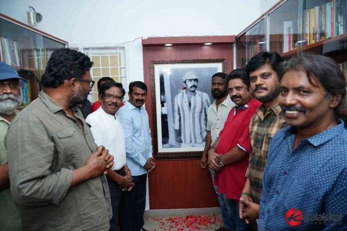 Director Balumahendra's Library Opening Photos