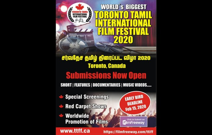 Toronto Films Festival 2020