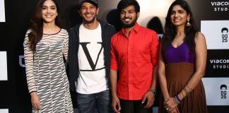 Kannum Kannum Kollaiyadithaal Success Meet