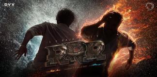 RRR Motion Poster