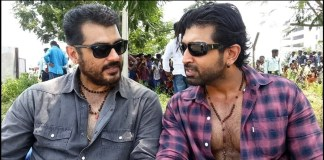 Arun Vijay Wishes to Ajith's Birthday