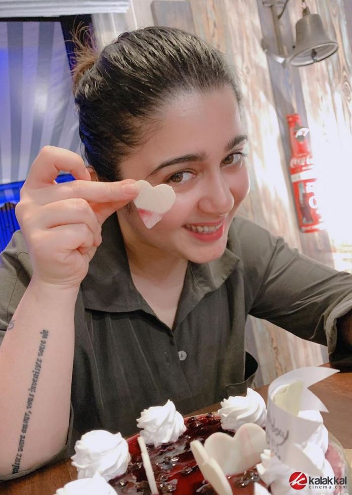 Actress Charmi Kaur Birthday Celebration Photos