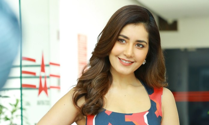 Rashi Khanna About Ajith and Vijay