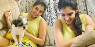 Casual Clicks of Actress Athulya Ravi