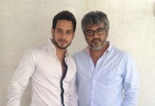 Thala Ajith Wishes to Bharath