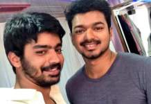 Vijay Fan Request to Mahat