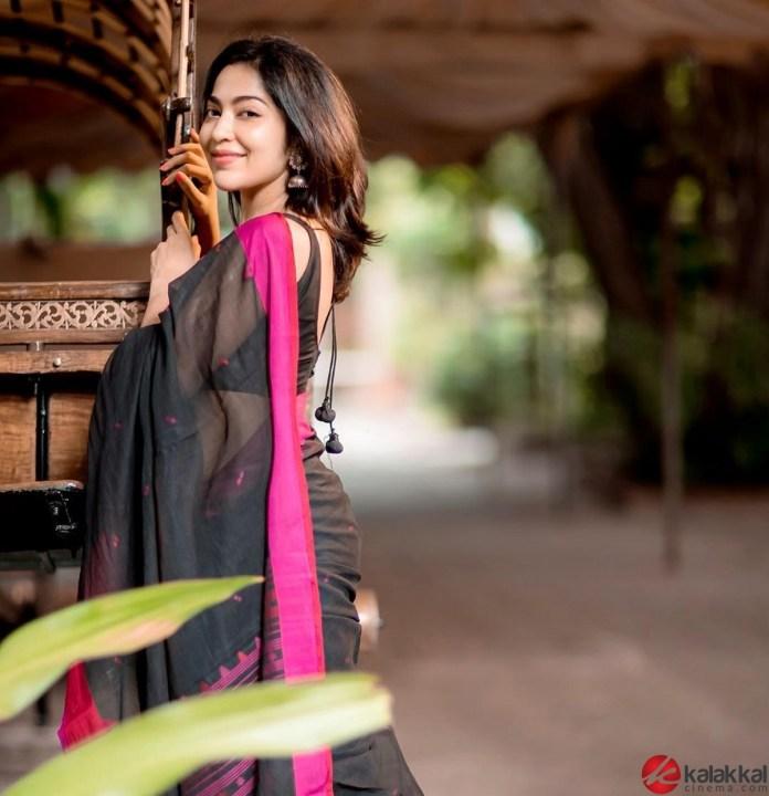 Actress VJ Ramya Latest Stills