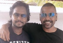 Raghava Lawrence Brother Turned Hero