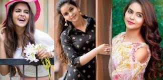 Yaaradi Nee Mohini Fame Actress Chaitra Reddy Latest Stills