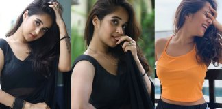 Actress Deepthi Sunaina Stills