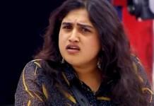 Kutty Padmini Apologies to Vanitha
