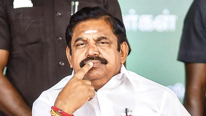 Tamil Nadu CM Corona Test Results