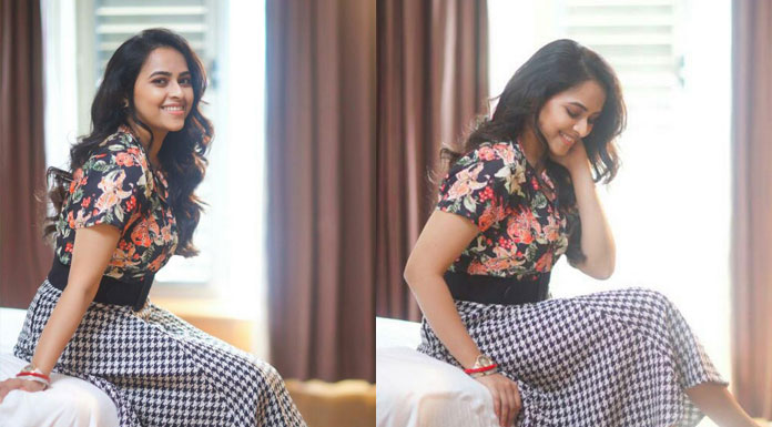 Actress Sri Divya Latest Stills
