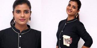 ActressAishwarya Rajesh Latest Photos