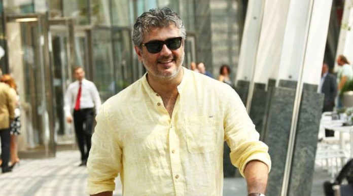 Ajith in Last 5 Movies Salary Details :