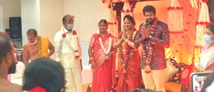 Pandian Stores Chitra Engagement Video
