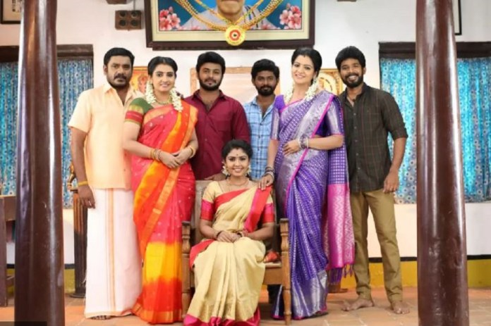 Hema Clarification About Pandian Stores Serial
