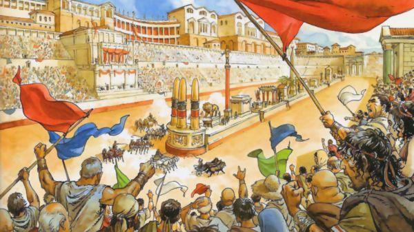 নিকা বিদ্রোহ যে দাঙ্গা কাঁপিয়ে দিয়েছিল বাইজেন্টাইন সিংহাসন