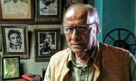 Paran Bandopadhyay in Cinemawala