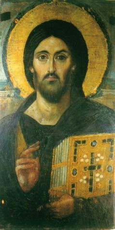 Pantocrator Icon