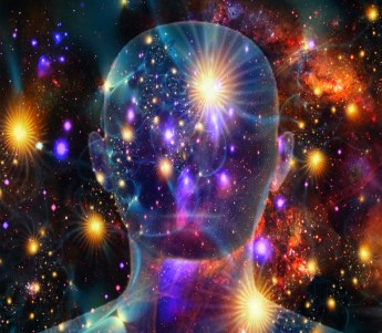 light being - universe