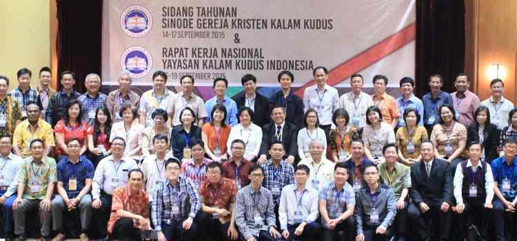 Sidang Tahunan GKKK dan Rapat Kerja Nasional YKKI 2015