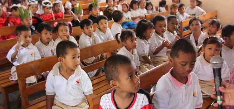 Pentingnya Mengabarkan Injil kepada Anak-anak