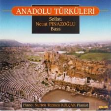Anadolu Türküleri – Nejat Pinazoglu