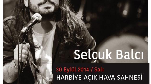 Selçuk Balcı 30 Eylül'de Harbiye Açıkhava'da Karadeniz Rüzgarı Estirecek