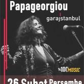Vassiliki Papageorgiou, Garaj İstanbul'da!