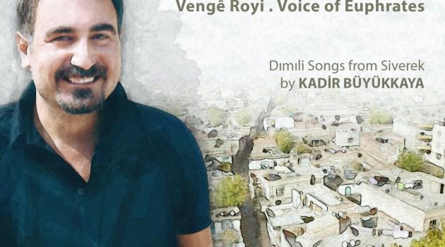 Mikail Aslan 'Vengê Royi' Albümü 7 Nisan'da Tüm Müzik Marketlerde!