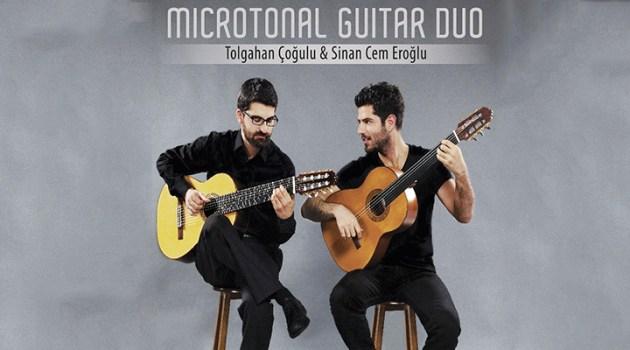 Mikrotonal Gitar Duo