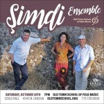 Şimdi Ensemble Chicago'da
