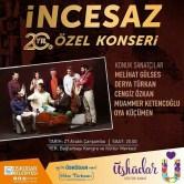 İncesaz 20. Yıl Özel Konseri