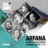 Arfana Albüm Lansman Konseri