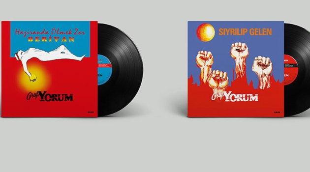 Grup YORUM efsanesi albümleri long play formatıyla yeniden doğuyor!