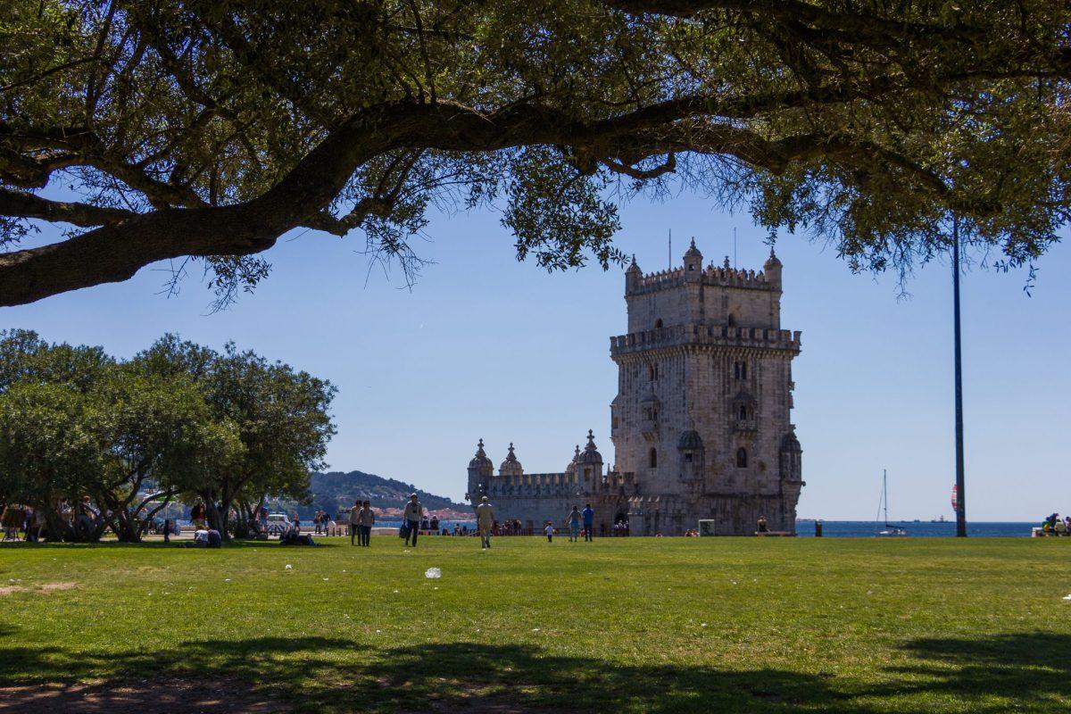 Lisszabon, Belém - az első lépések portugál földön