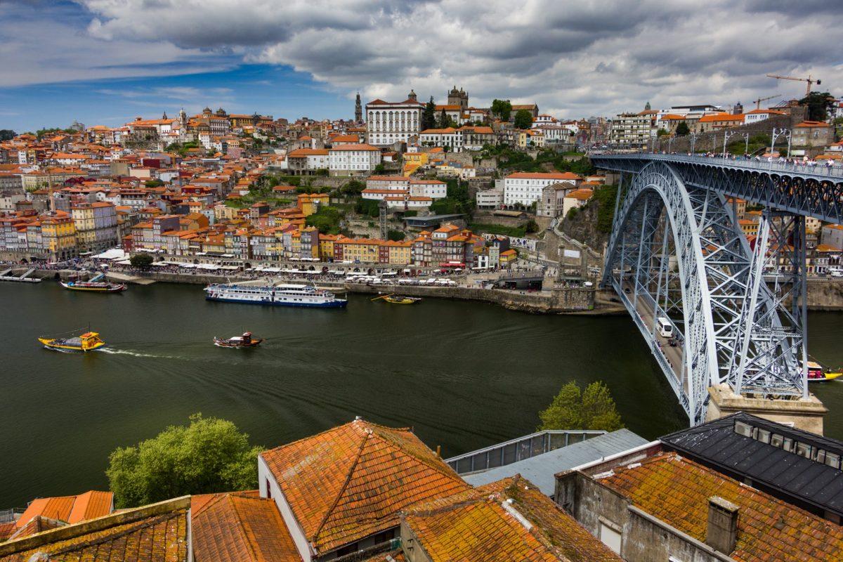 Porto - a dolgos város