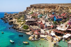 Popeye-Village-in-Malta - chillandlive.com