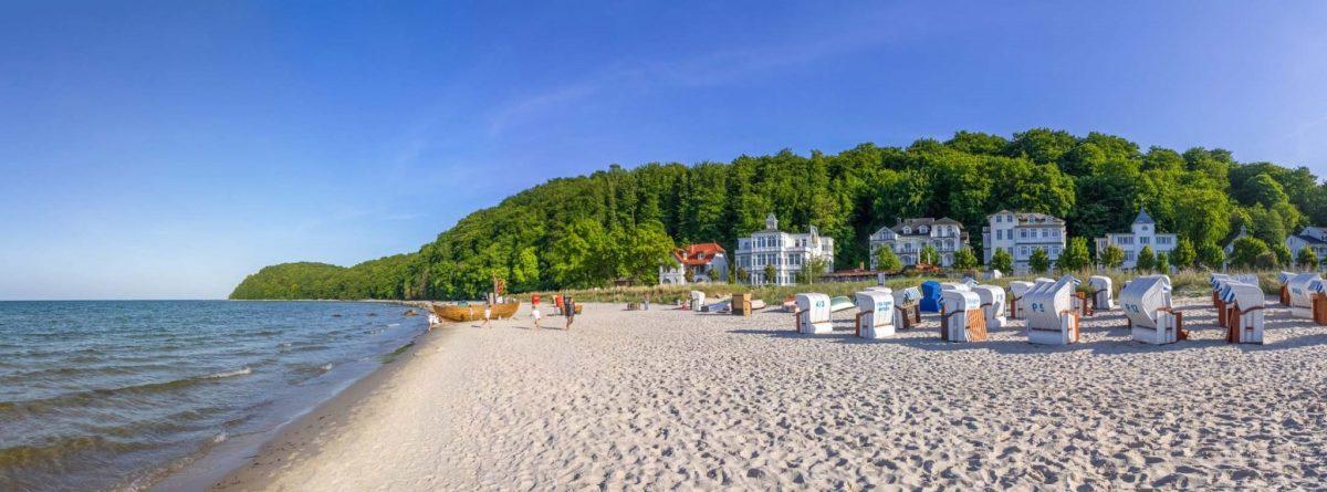 Németország, két tenger partvidéke