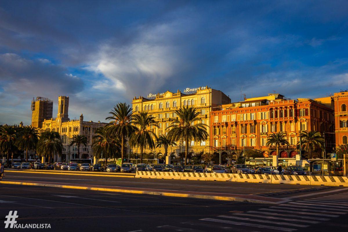 Szardínia: Az élet Cagliari-ban - fotógalériával