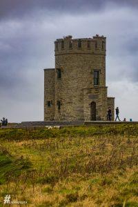 O'Brien torony a legmagasabb pontja 214 méteren