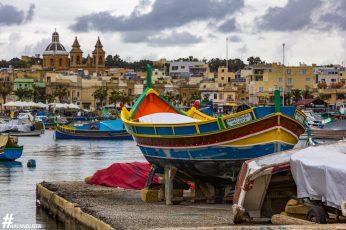 Marsaxlokk, Málta