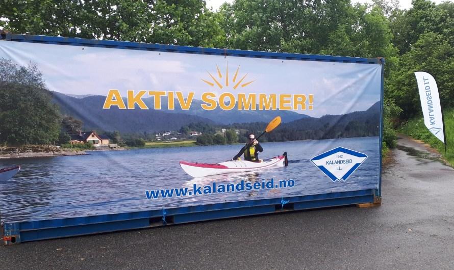 Aktiv Sommer på Kalandseid!