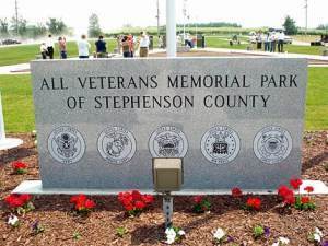 all-veterans-memorial-park-sign