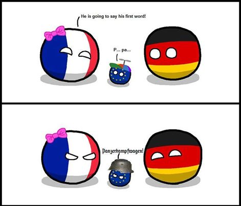 Croatia Enters The Eu Polandball