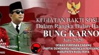 DPC PDI-P Kubu Raya Bakal Gelar Bakti Sosial/ISTIMEWA
