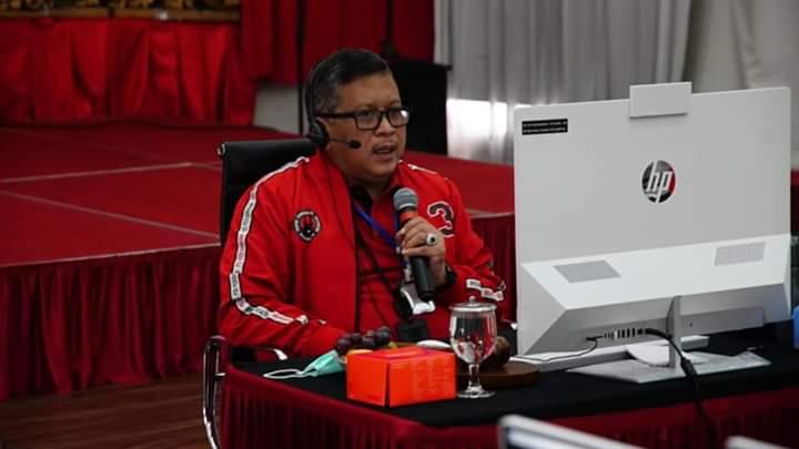 Sekjen DPP PDI Perjuangan, Hasto Kristiyanto